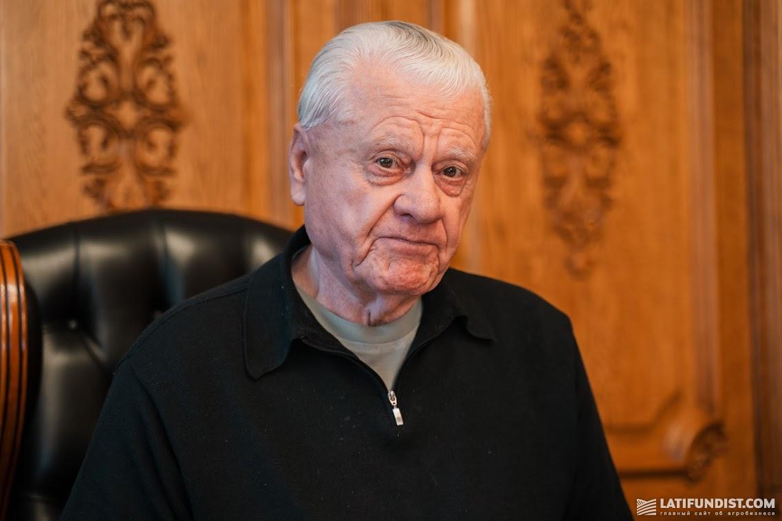 Леонид Яковишин, генеральный директор «Земля и Воля»