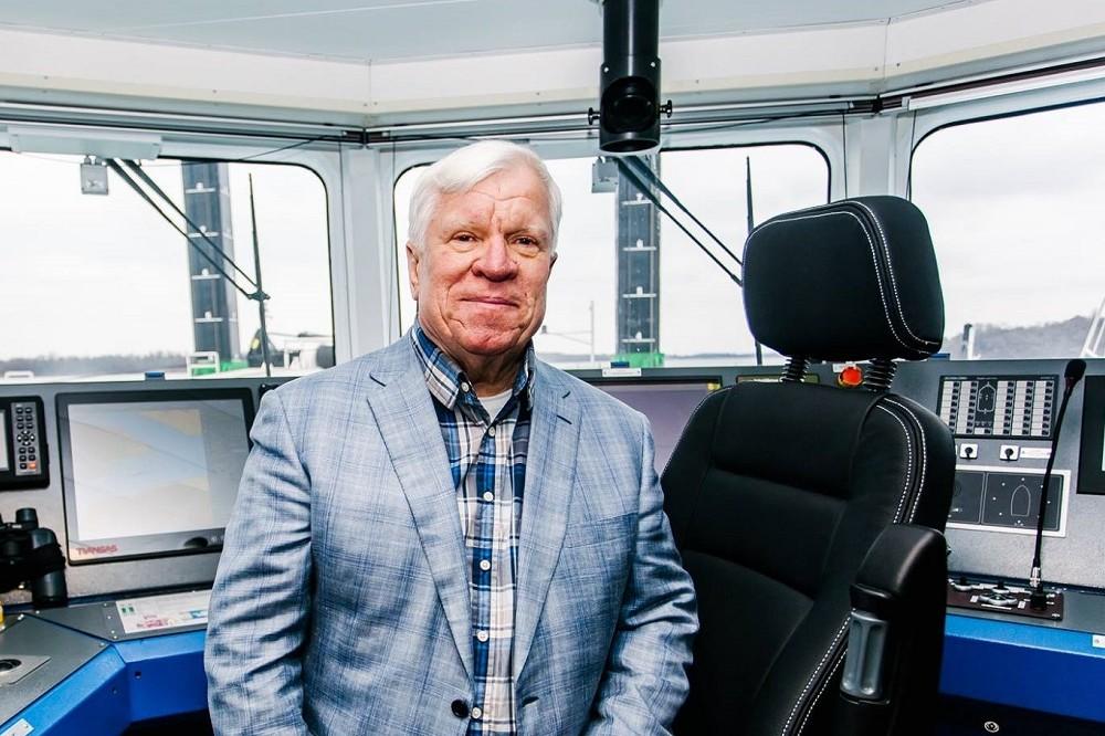 Алексей Вадатурский, генеральный директор, основной владелец компании «НИБУЛОН»
