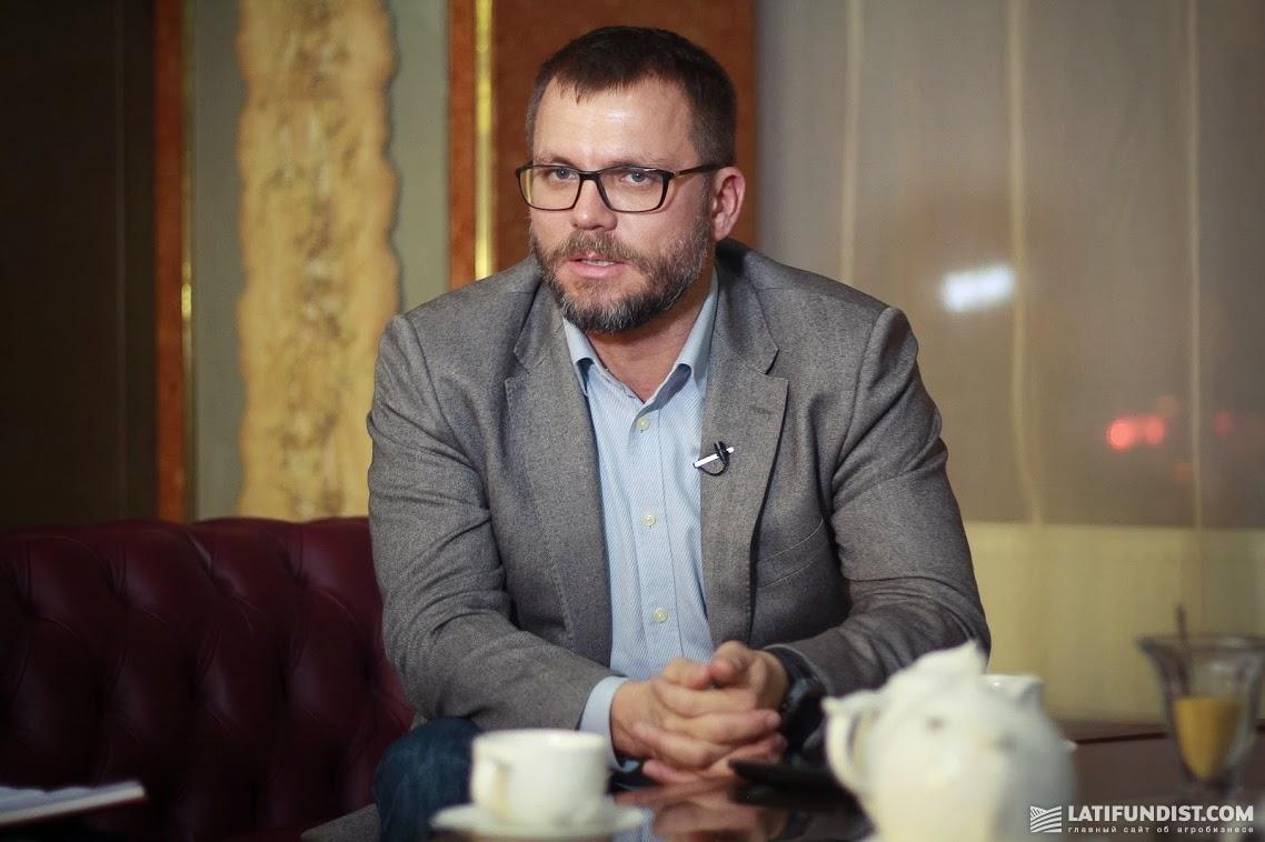 Андрей Вадатурский, совладелец компании «НИБУЛОН»