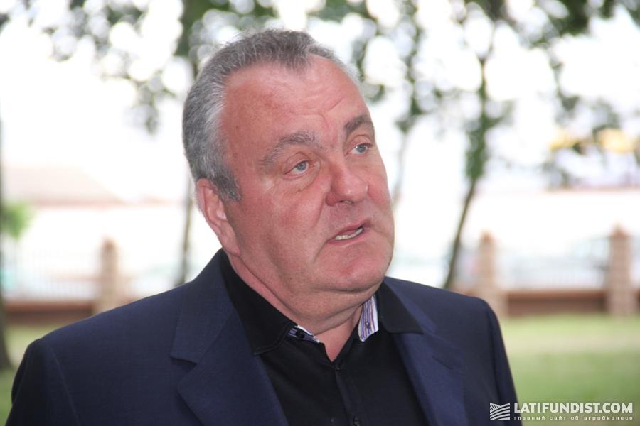 Анатолий Засуха, экс-собственник компании «Саливонковский сахарный завод»