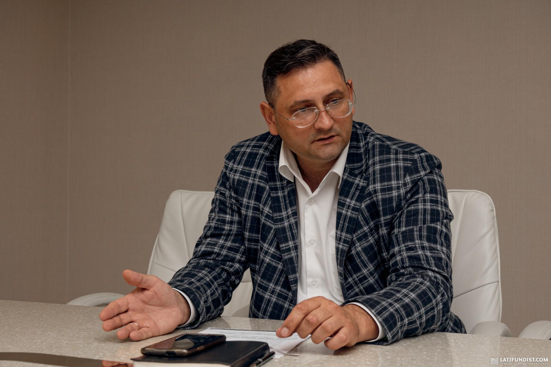 Сергей Денищич, финансовый директор ГК «Прометей»
