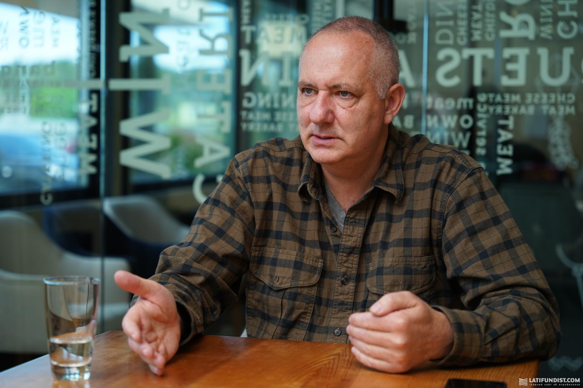 Михаэль Рязановский, управляющий директор NPZ Сервис и «NPZ Украина»