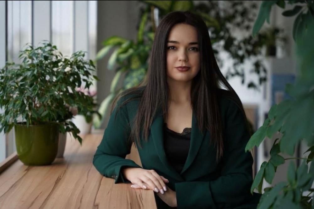 Леся Швець, керівник відділу продажів рослинних олій МХП