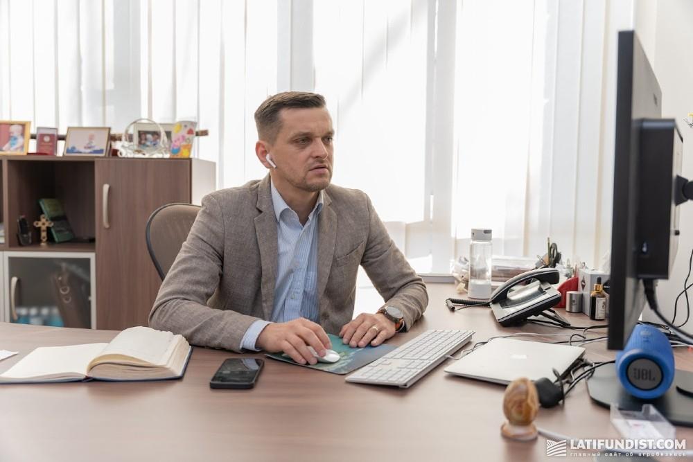 Владимир Сысоенко, директор «Нор-Эст Агро»