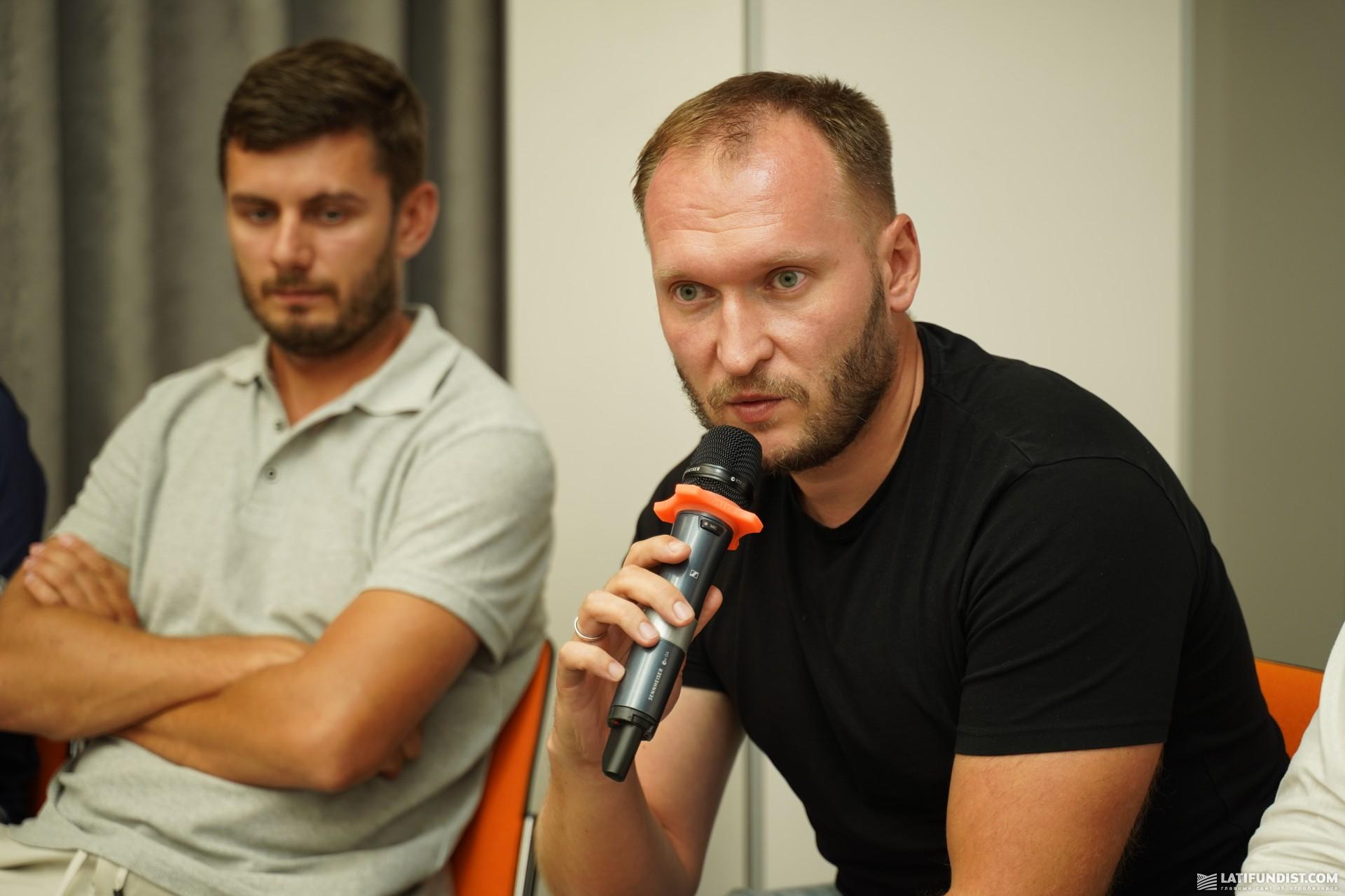Кирилл Дружинин, директор департамента инноваций агрогруппы «Агрейн»