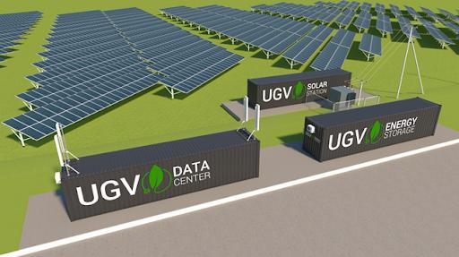 Система хранения энергии UGV Storage, решение компании «ИНФОКОМ ЛТД»