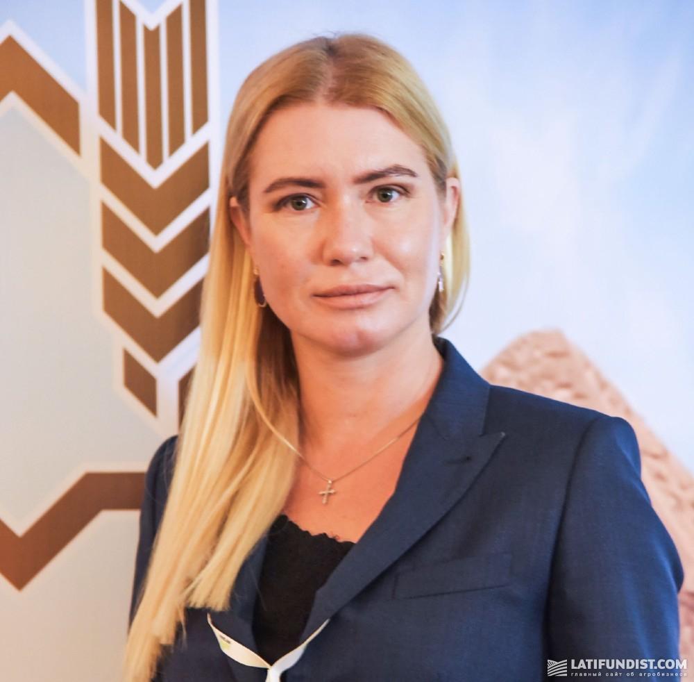 Arina Korchmaryova, Vice President of Cotecna Inspection S.A. for Baltic and Black Seas Market