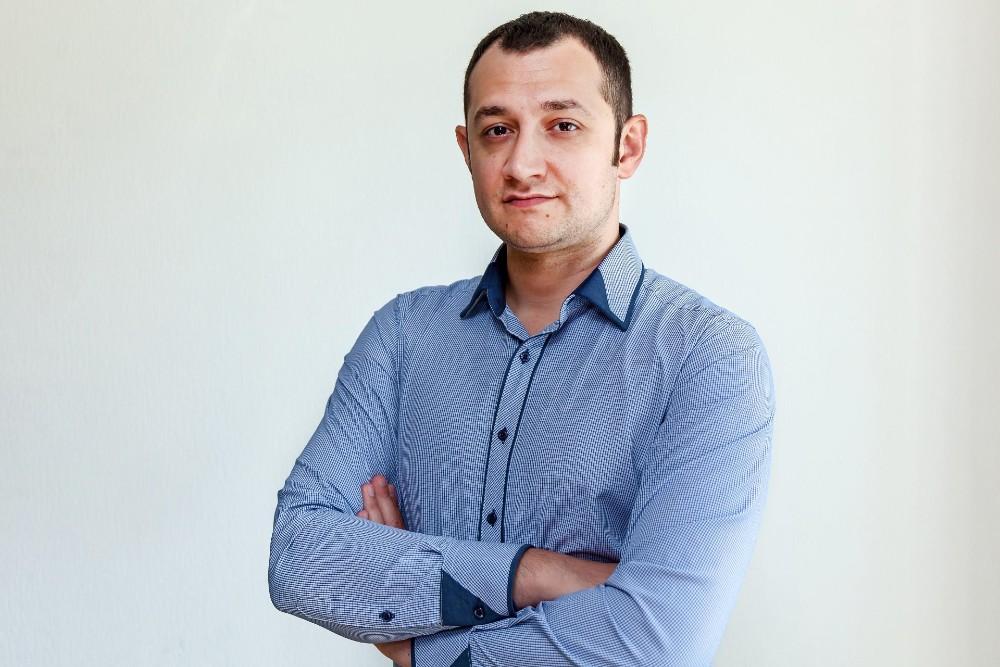 Валентин Бичек, юрист Kosovan Legal Group