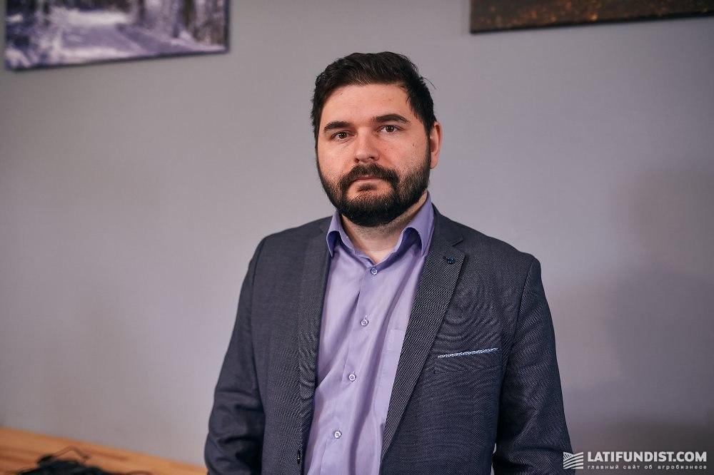 Виктор Боровик, соучредитель и операционный директор AgroOnline