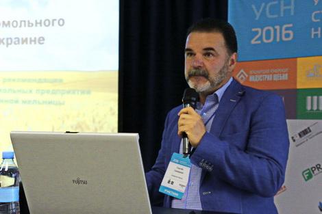 Сергей Сакиркин, председатель ревизионной комиссии общественного союза «Союз Мукомолы Украины»