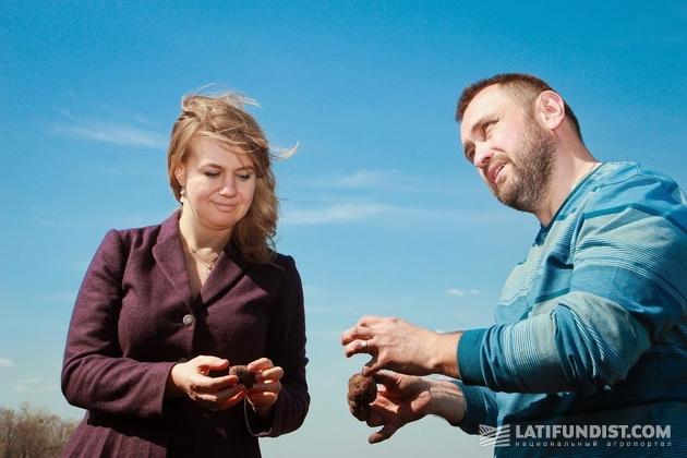 Андрей Душейко рассказывает технологию посадки картофеля