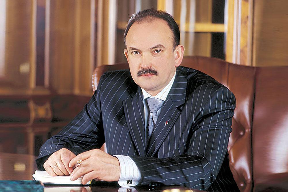 Александр Ющенко, основатель «Галекс-Агро»
