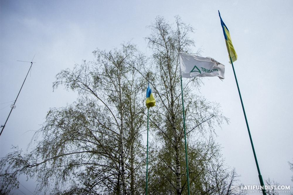 Предприятие «Трайгон Фарминг Харьков»