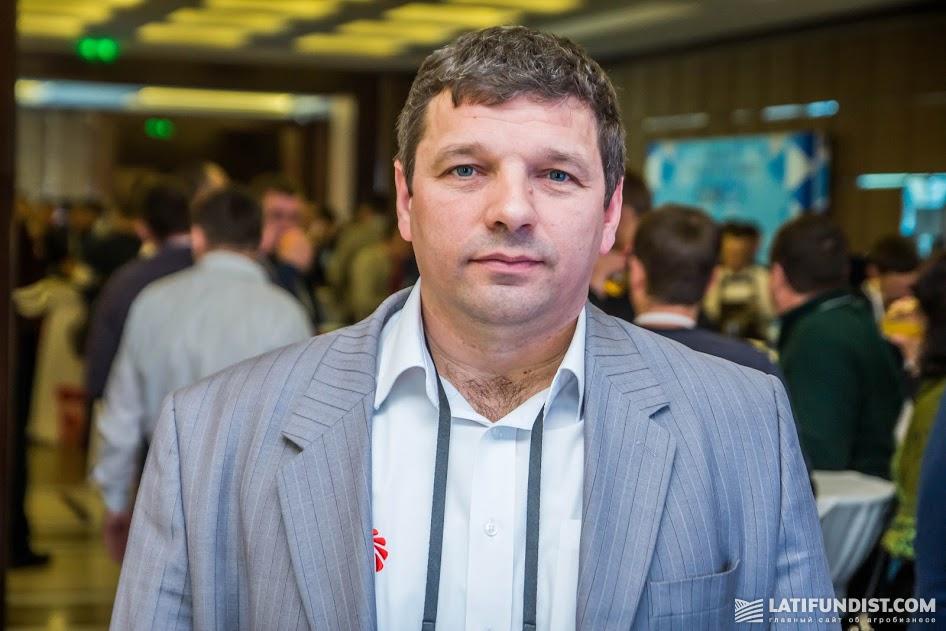 Владимир Кузьмич, продукт-менеджер «Лимагрейн Украина»