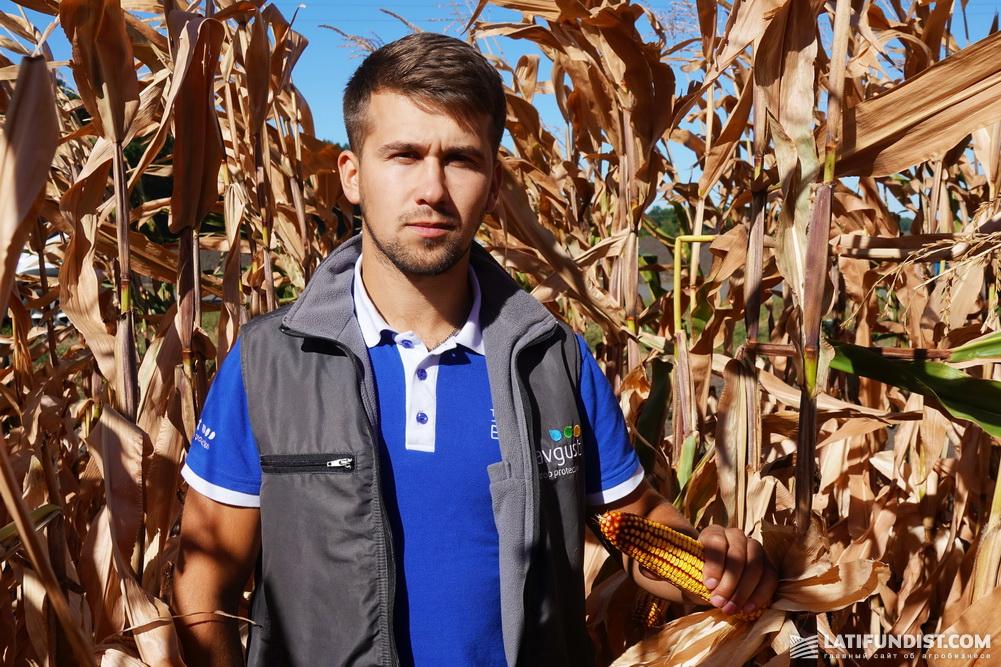Ростислав Кириченко, региональный представитель «Август-Украина» в Сумской области