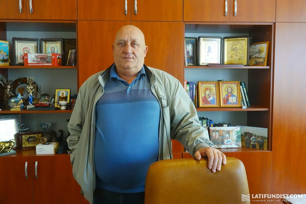 Иван Сало, директор предприятия «Беево»