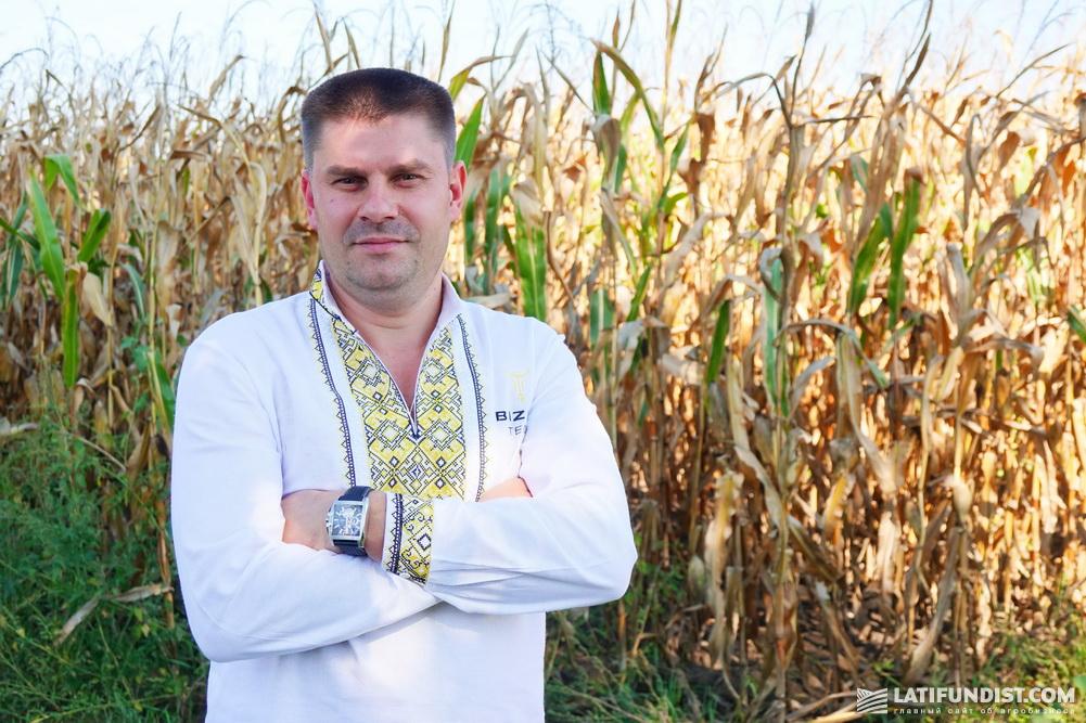 Владимир Полищук, торговый представитель компании «Бизон-Тех» в Киевской и Житомирской областях