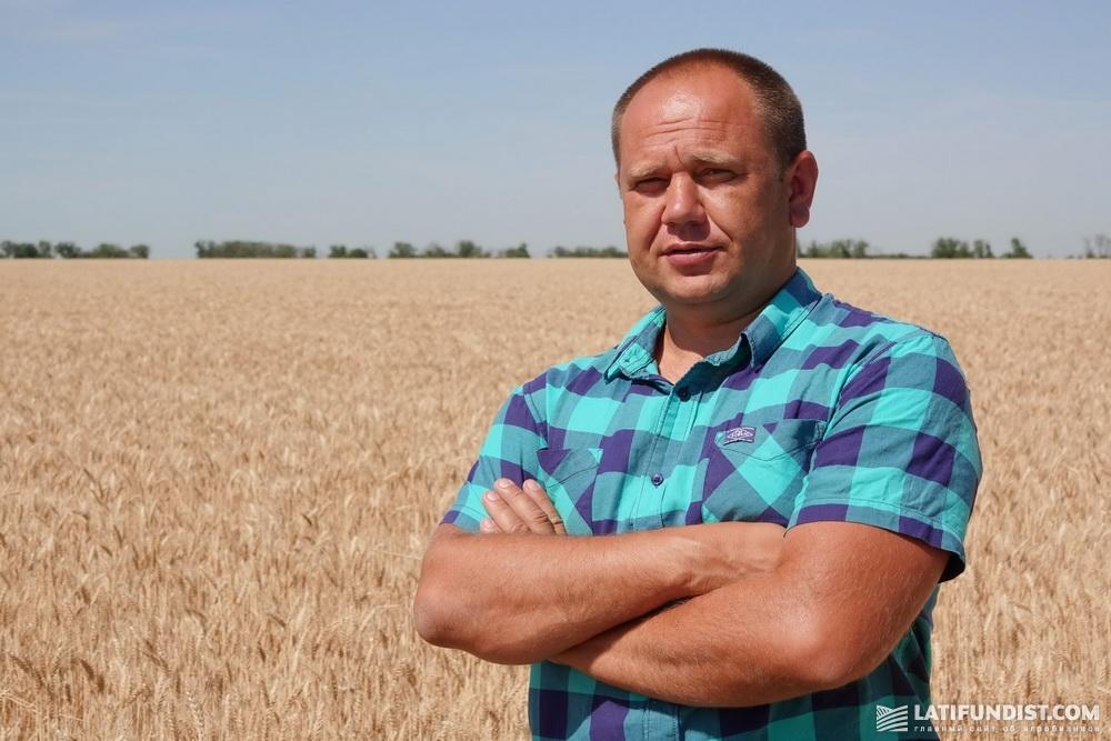 Георгий Одинцов, управляющий отделом производства предприятия «РадСад»