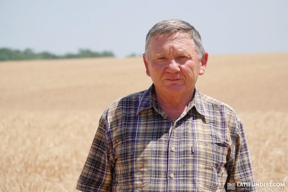Виктор Грищук, директор предприятия «Перемога»