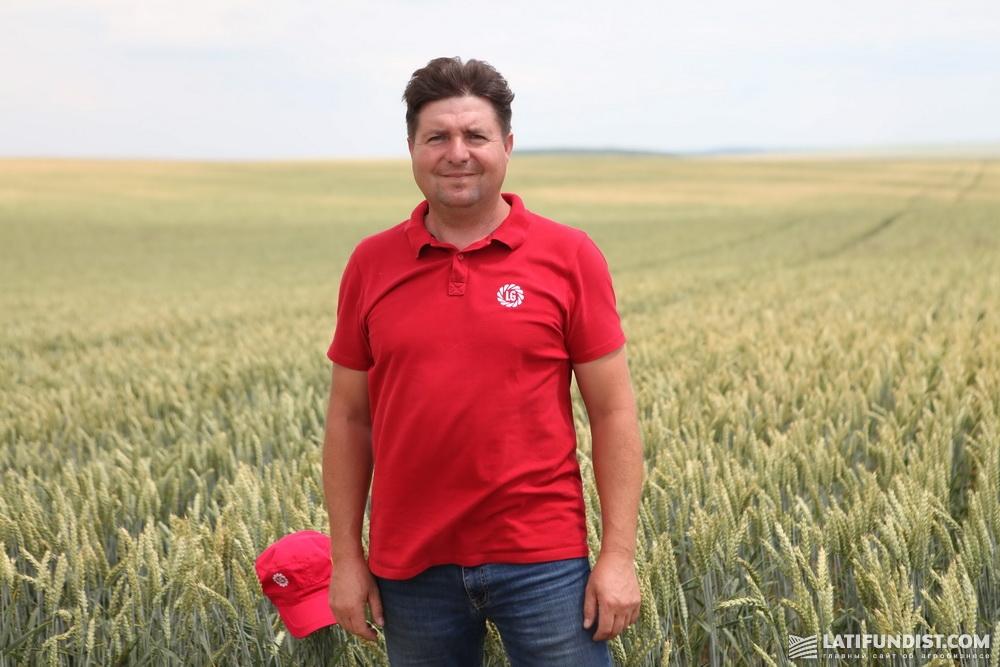 Александр Балагура, представитель компании «Лимагрейн Украина»