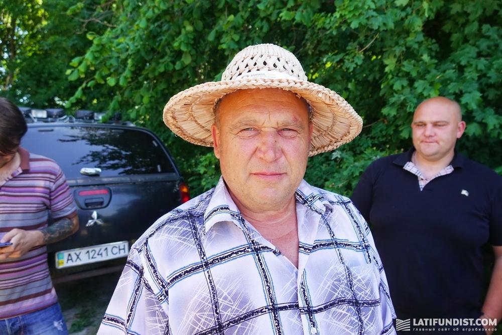 Владимир Бельдий, исполнительный директор ФХ «Норма»