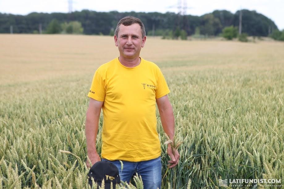 Евгений Мазуренко, представитель компании «Бизон-Тех»
