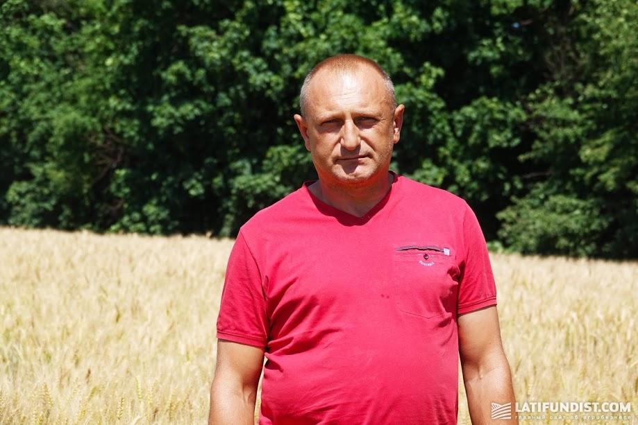 Сергей Кононенко, главный агроном «Великобагачанского комбикормового завода»