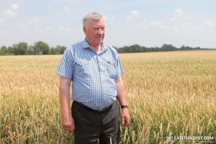 Сергей Волкотруб, владелец хозяйства «Агрошляхбуд»