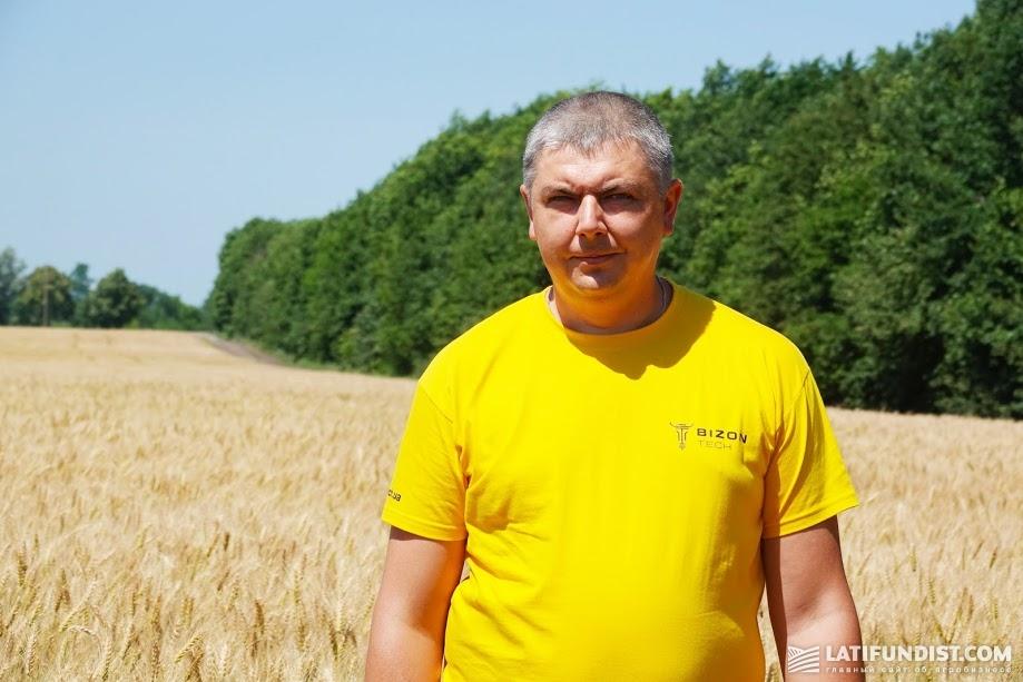 Валерий Микуця, менеджер Полтавского регионального подразделения компании «Бизон-Тех»