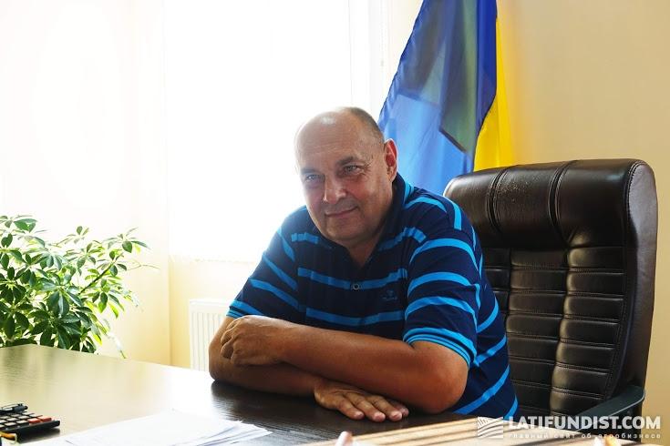 Николай Лебедка