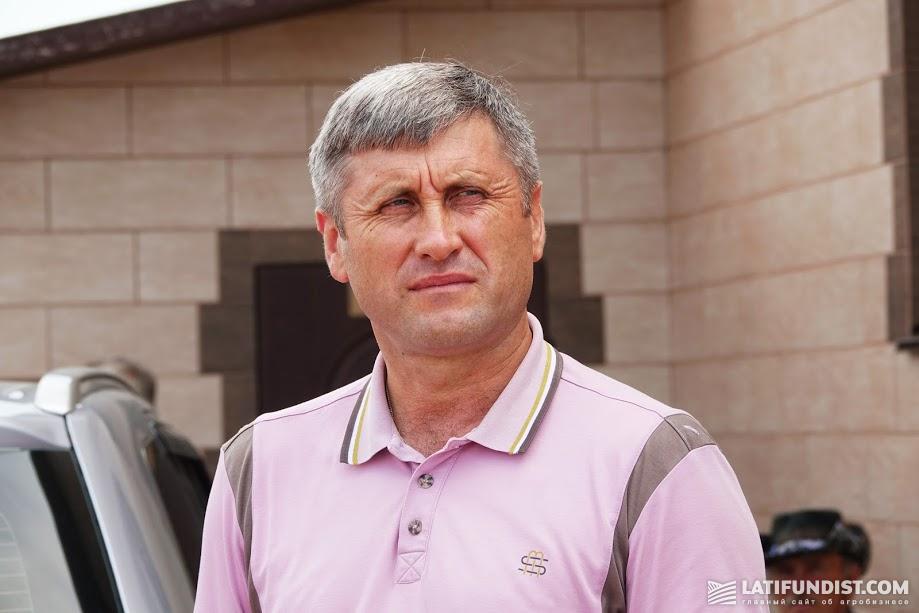 Анатолий Дидык, руководитель предприятий «Урожайное», «Агро. Подолье», «Д.И.М.» и «Дарница Л»