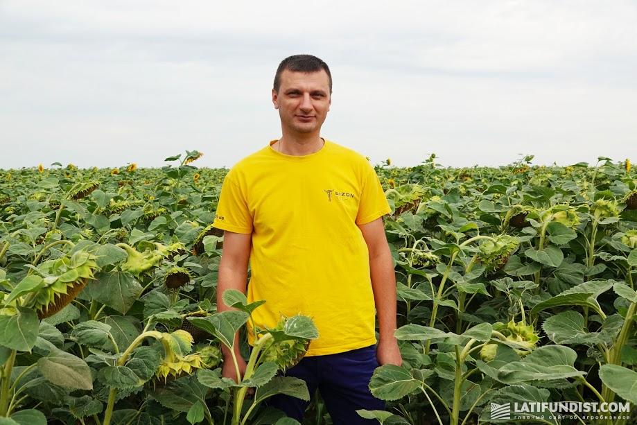 Анатолий Глушко, менеджер Винницкого регионального подразделения компании «Бизон-Тех