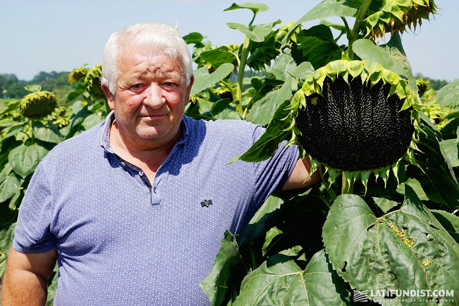 Сергей Козловский, директор и владелец предприятия «Тарас»