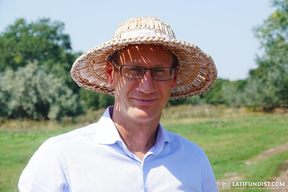 Алексей Бараболя, заместитель директора по работе с корпоративными клиентами Credit Agricole Bank