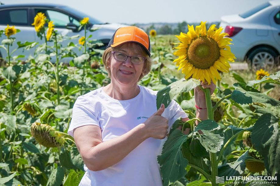 Людмила Сорокина, руководитель группы по работе с корпоративными клиентами Credit Agricole Bank