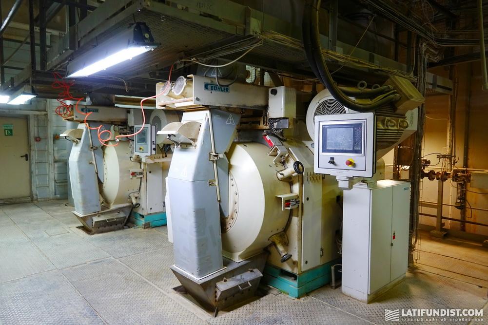 Оборудование Bühler