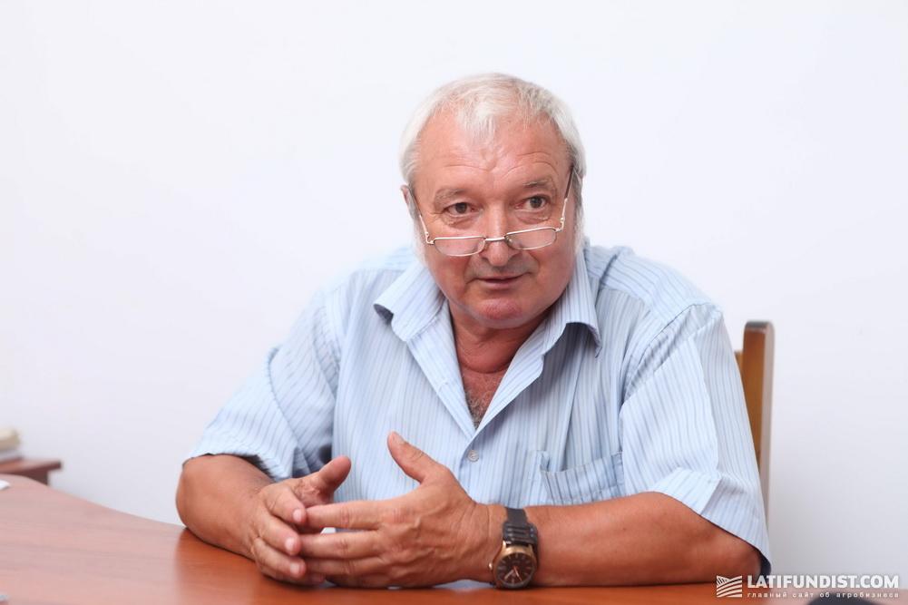 Виктор Лысак, директор предприятия «Злагода»