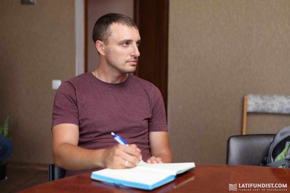 Александр Лысов, эксперт управления агроэкспертизы Credit Agricole Bank