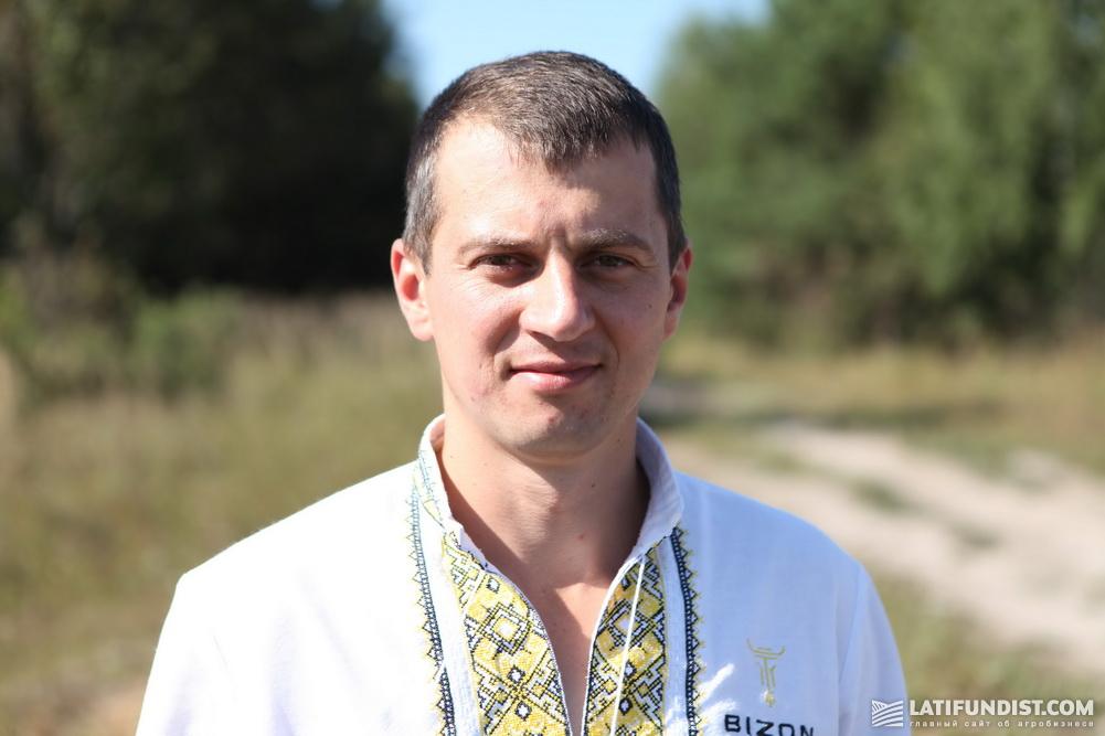 Игорь Седляр, представитель «Бизон-Тех»