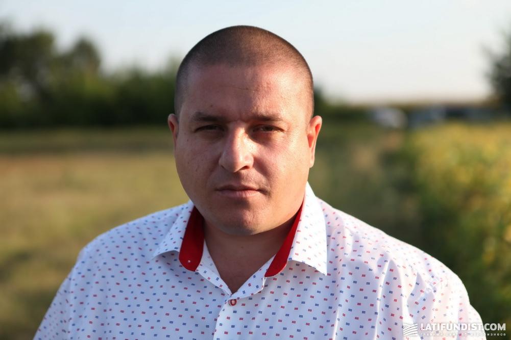 Николай Бахчеван, директор предприятия «Агровит»
