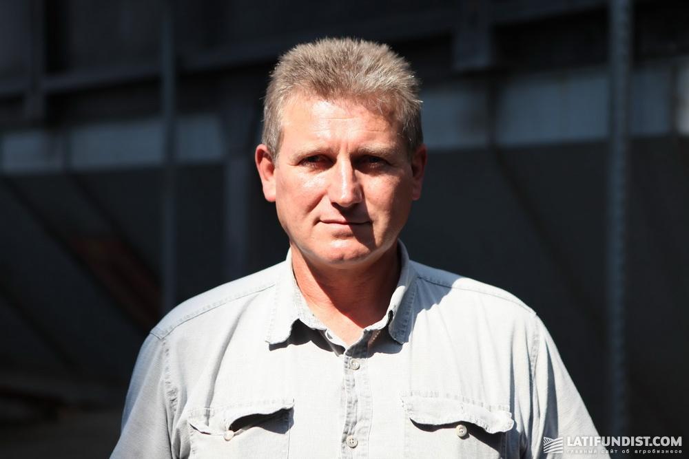 Иван Гавлюк, инженер-технолог предприятия «Агро-Форте»