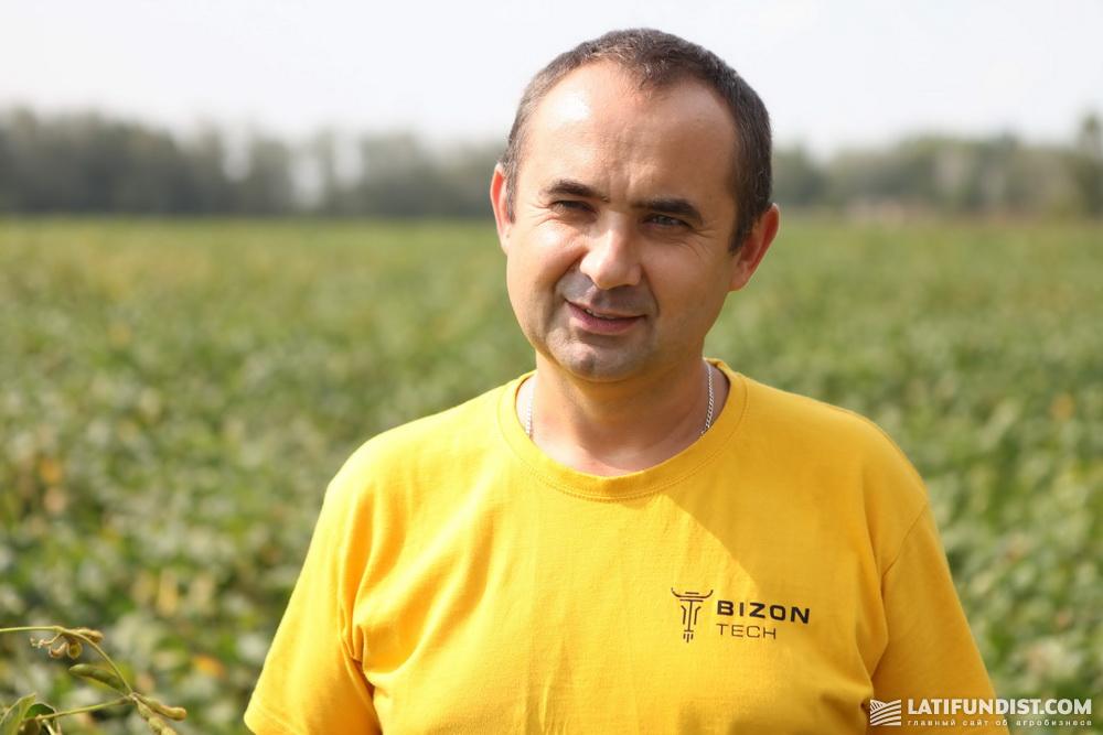 Виктор Васьков, представитель компании «Бизон-Тех»