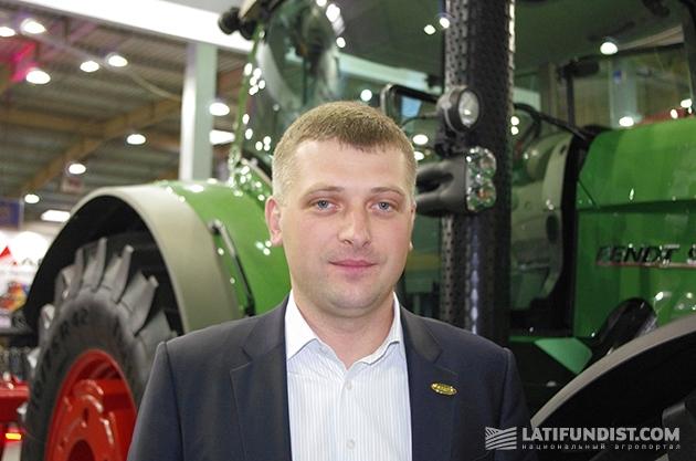 Роман Ковальчук, коммерческий директор АСА Астра