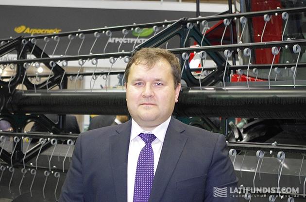Роман Осадчий, генеральный директор ООО «АМАКО Украина»