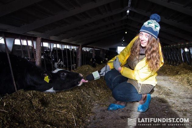 АгроЭкспедиция 14 — Молоко 2015