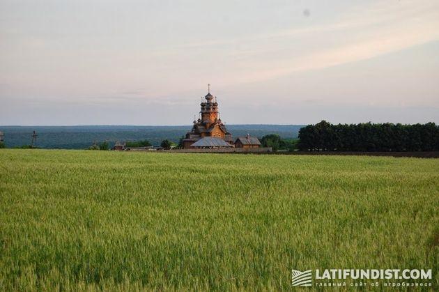АгроЭкспедиция 1 — Пшеница 2013