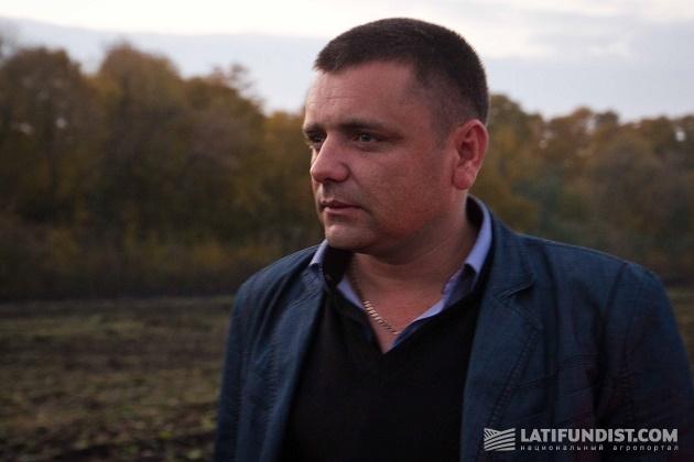 Главный технолог Виталий Коровьяков