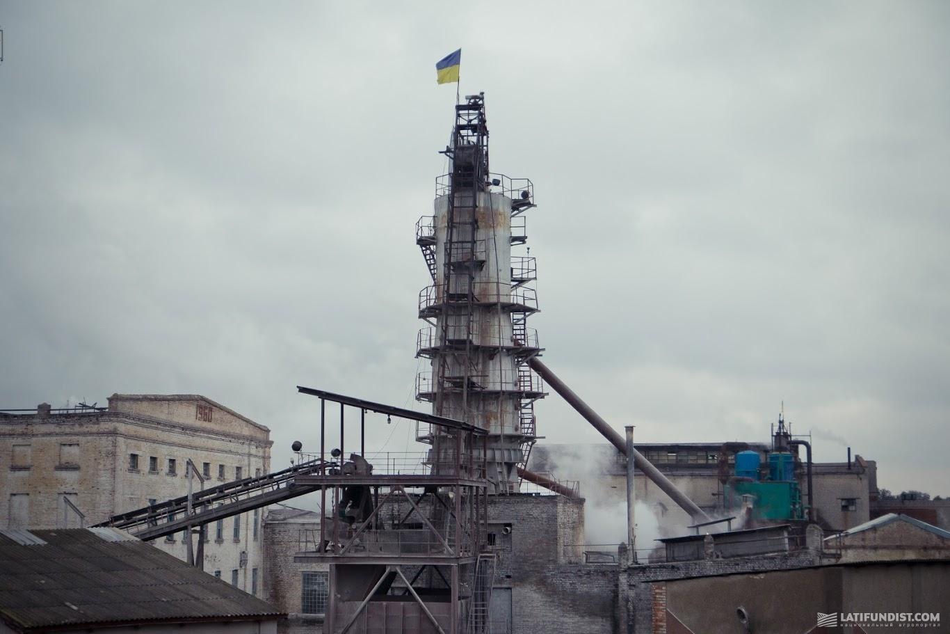 Сахарный завод им. Цюрупы