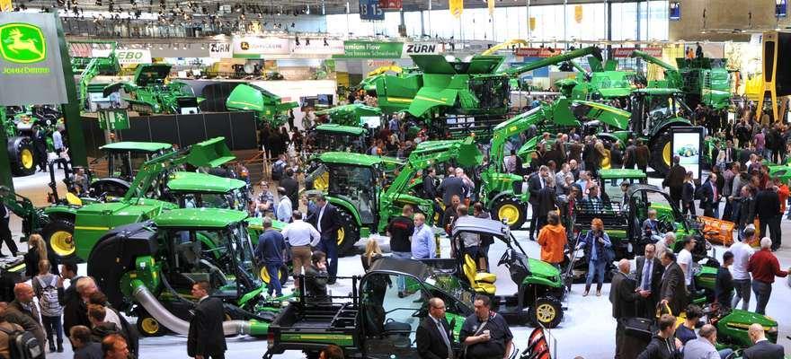 Международная выставка Agritechnica 2015