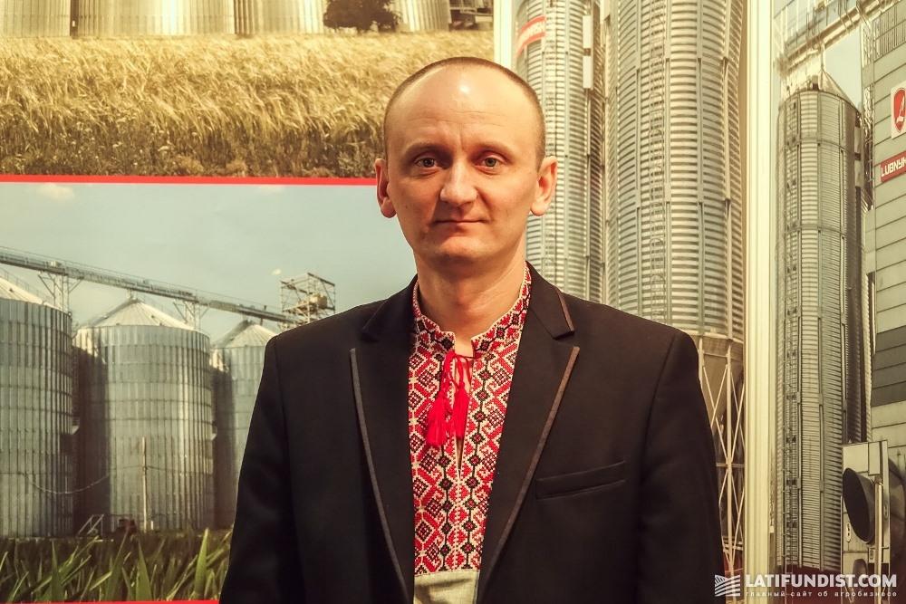 Александр Мурзаков, начальник отдела сбыта «ЛУБНЫМАШ»